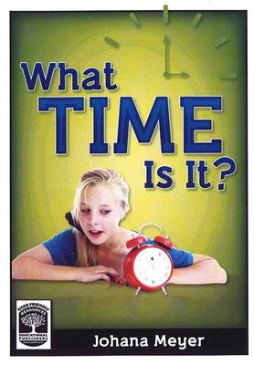 What Time is it? (Paperback)