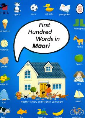 First Hundred Words in Maori (Paperback)