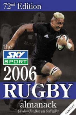 The 2006 Sky Sport Rugby Almanack (Paperback)