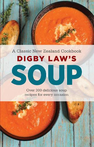 Digby Law's Soup Cookbook (Paperback)