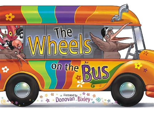 The Wheels on the Bus (Paperback)