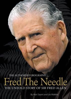 Fred the Needle (Hardback)