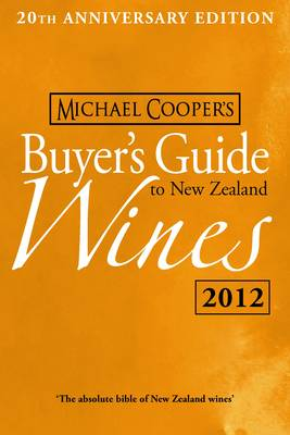 2012 Buyer's Guide to New Zealand Wines (Paperback)
