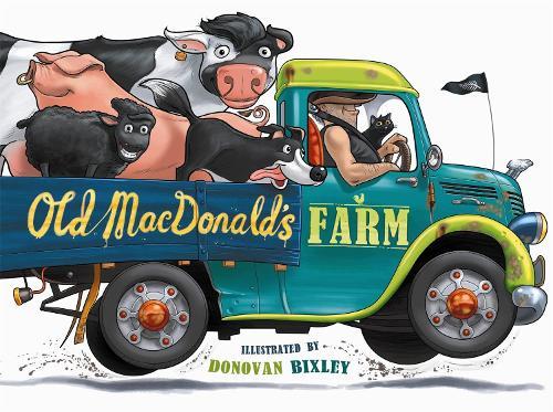 Old MacDonald's Farm (Board book)