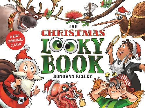 The Christmas Looky Book (Paperback)