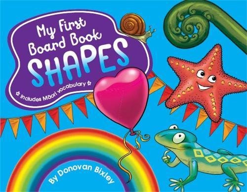 My First Board Book: Shapes - My First Board Book (Board book)