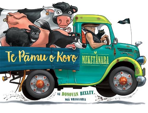 Te Pamu o Koro Meketanara (Old Macdonald's Farm Maori edition) (Paperback)