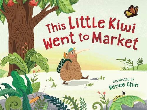 This Little Kiwi Went to Market (Paperback)