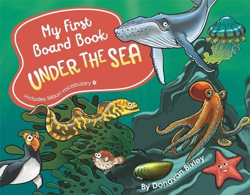 My First Board Book: Under the Sea - My First Board Book (Board book)