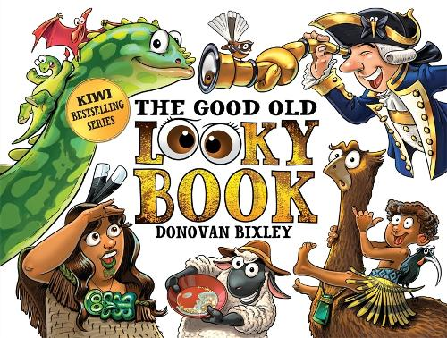 The Good Old Looky Book (Paperback)