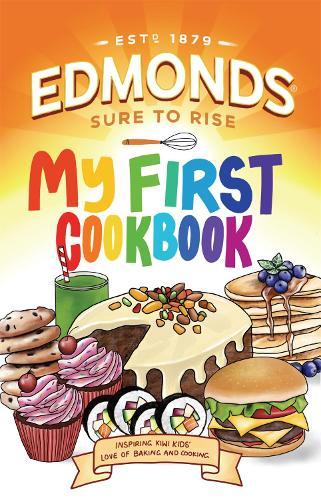 Edmonds My First Cookbook (Spiral bound)
