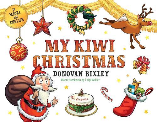 My Kiwi Christmas - My First Board Book (Board book)