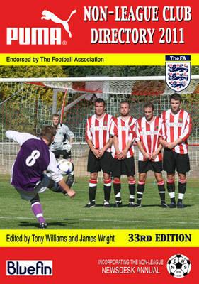 Non-League Club Directory 2011 (Paperback)