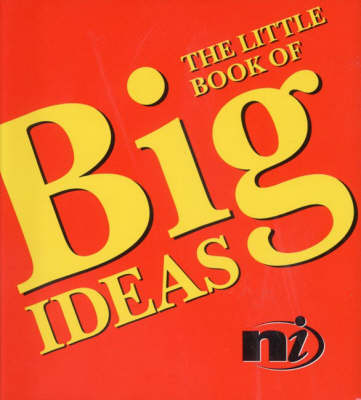 The Little Book of Big Ideas: Thoughts on the Important Things in Life - Little Books (Hardback)