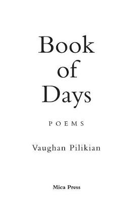 Book of Days (Paperback)