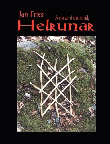 Helrunar: A Manual of Rune Magick (Paperback)
