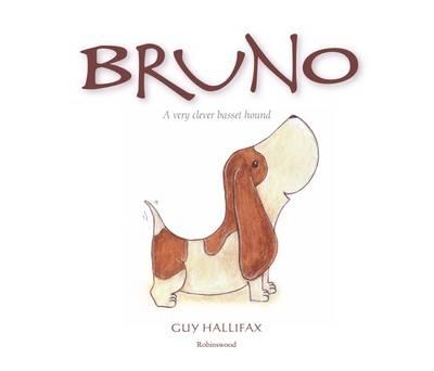 Bruno: En Klog Lille Bassethund (Paperback)