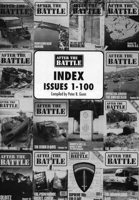 """After the Battle"": Index Issues 1-100 (Hardback)"