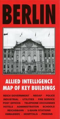 Berlin Intelligence Map (Sheet map, folded)