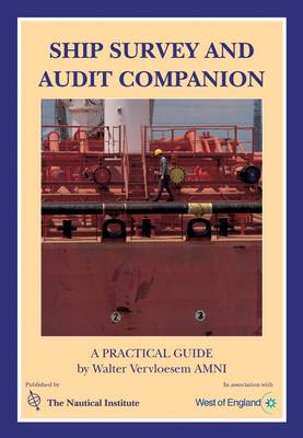 Ship Survey and Audit Companion: A Practical Guide (Hardback)