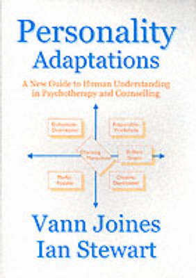 Personality Adaptations: A New Guide to Human Understanding in Psychotherapy and Counselling (Paperback)
