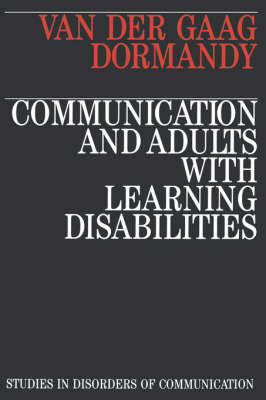 Communication and Adults with Learning Disabilities - Exc Business And Economy (Whurr) (Paperback)