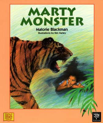 Marty Monster (Paperback)