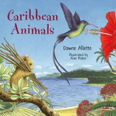 Caribbean Animals (Paperback)