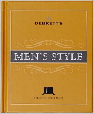 Men's Style (Hardback)