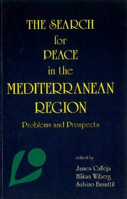 Search for Peace in the Mediterranean Region: Problems and Prospects (Paperback)