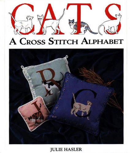 Cats: A Cross Stitch Alphabet (Hardback)