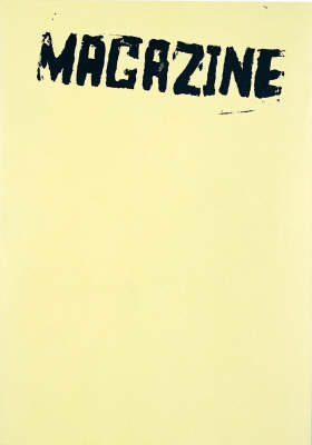 Magazine - Opus Projects No.2 (Paperback)