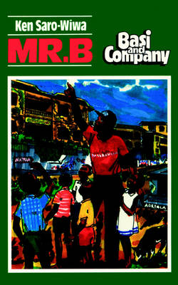 Mr. B. - Saros Junior Series (Paperback)