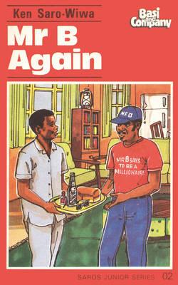 Mr. B. Again - Saros Junior Series (Paperback)