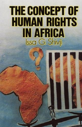 The Concept of Human Rights in Africa (Paperback)