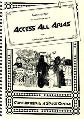 Access All Arias (Spiral bound)