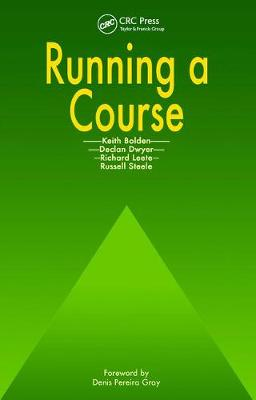 Running a Course (Paperback)