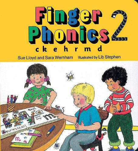 Jolly Phonics Books | Waterstones