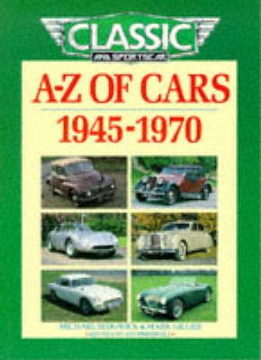 A-Z of Cars, 1945-70 - A-Z (Paperback)