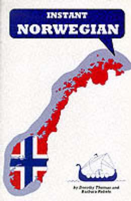 Instant Norwegian - Instant Language Guides Series (Paperback)