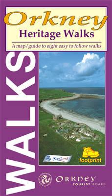 Orkney Heritage Walks (Sheet map, folded)