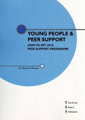 Young People and Peer Support: How to Set Up a Peer Support Programme (Spiral bound)