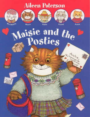 Maisie and the Posties (Paperback)