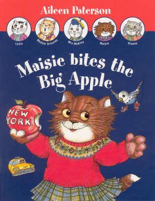 Maisie Bites the Big Apple (Paperback)