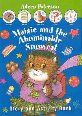 Maisie and the Abominable Snow Cat: Story and Activity Book (Paperback)