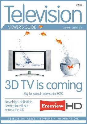 Television Viewer's Guide 2010 (Paperback)