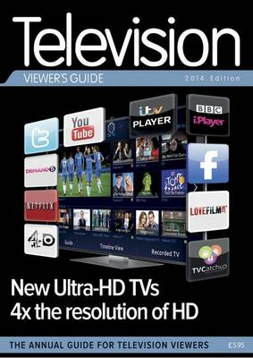 Television Viewer's Guide 2014 edition (Paperback)