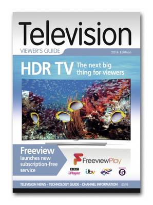 Television Viewer's Guide 2016 (Paperback)