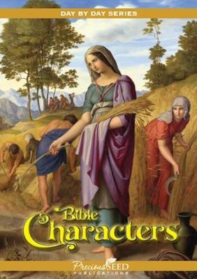 Day by Day Bible Characters (Paperback)