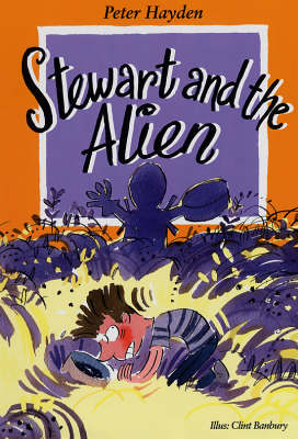Stewart and the Alien - Stringy Simon series v. 3 (Paperback)
